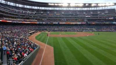Target Field section 139