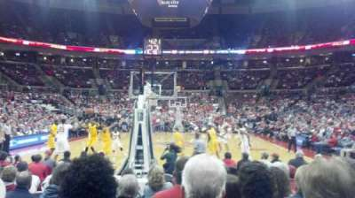 Value City Arena, section: 131, row: c, seat: 10