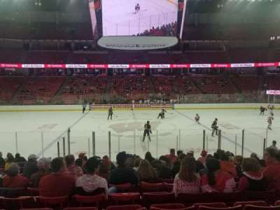Kohl Center, section: 108, row: N, seat: 13