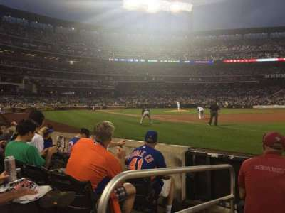 Citi Field section 109