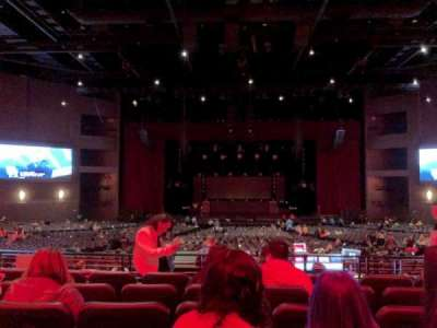 Microsoft Theater section Loge Center