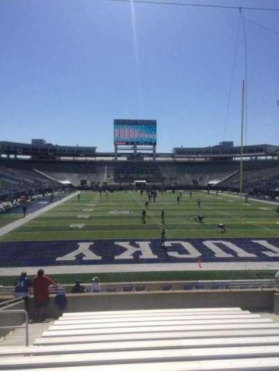 Kroger Field, section: 15, row: 16, seat: 8