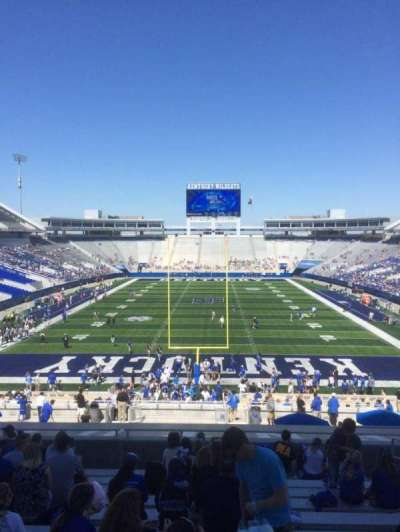 Commonwealth Stadium, section: 36, row: 43, seat: 15