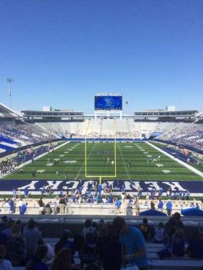 Commonwealth Stadium, section: 36, row: 43, seat: 15