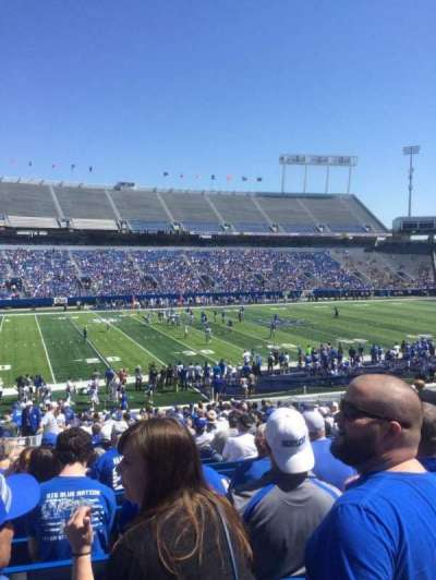 Commonwealth Stadium, section: 24, row: 33, seat: 5