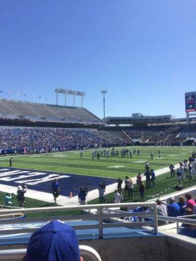 Commonwealth Stadium, section: 20, row: 11, seat: 14
