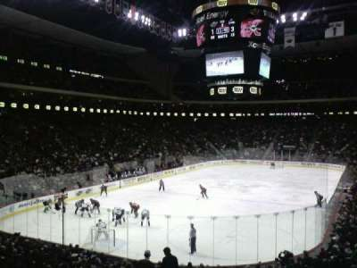 Xcel Energy Center, section: 108, row: 21, seat: 16
