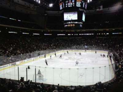 Xcel Energy Center, section: 122, row: 20, seat: 5