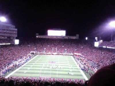 Memorial Stadium section 16-B