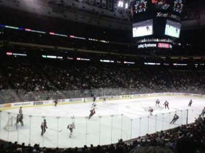 Xcel Energy Center section 120