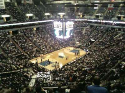 Target Center section 236