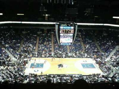 Target Center, section: 232, row: S, seat: 2