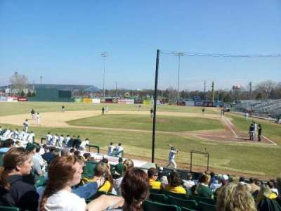 Newman Outdoor Field section GA