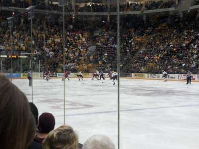 Mariucci Arena section 5