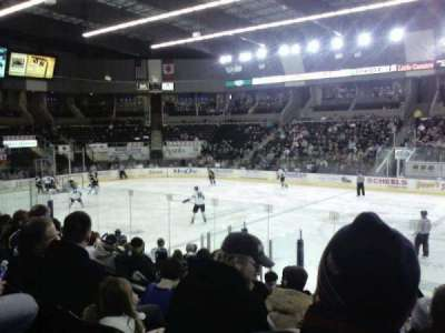 Scheels Arena section 101