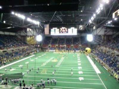 Fargodome, section: 8, row: AA, seat: 7