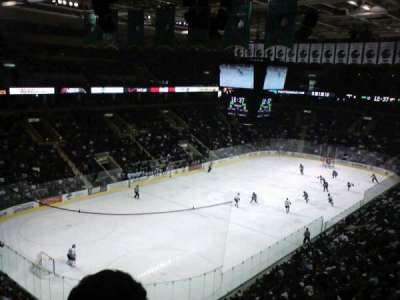 Ralph Engelstad Arena section 311