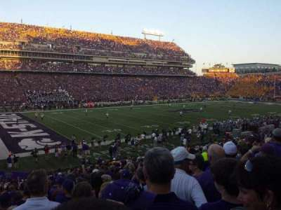 Bill Snyder Family Stadium section 1