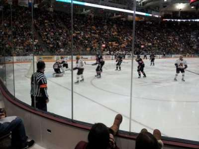 Mariucci Arena section 23