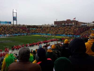 Toyota Stadium, section: 103, row: 26, seat: 21