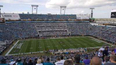 EverBank Field section 438