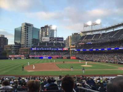 PETCO Park section 112