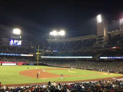 PETCO Park, section: 114, row: 31, seat: 26