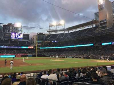 PETCO Park, section: 112, row: 15, seat: 2