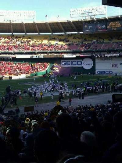 RFK Stadium section 113