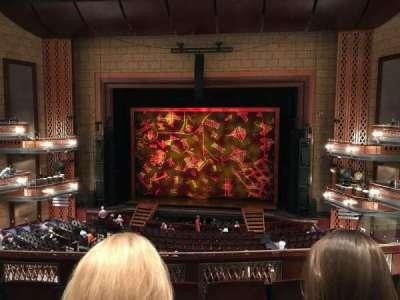 Walt Disney Theatre - Dr. Phillips Center, section: MEZ CTR, row: D, seat: 119