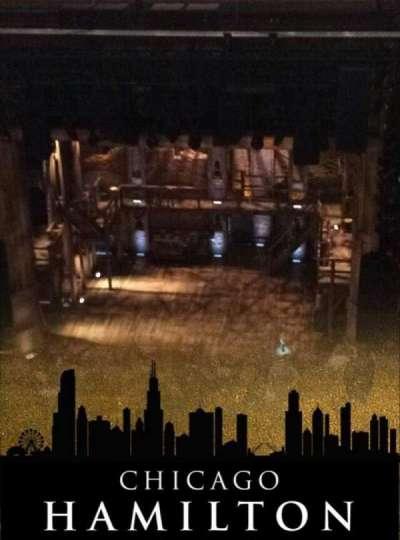 CIBC Theatre section 21