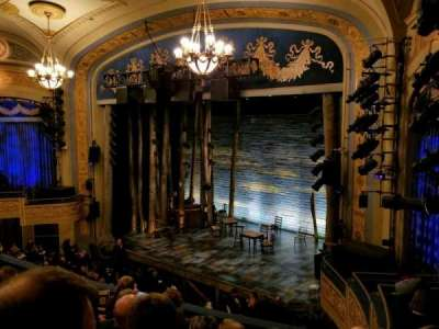Gerald Schoenfeld Theatre, section: Mezz, row: F, seat: 24