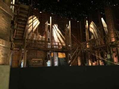 PrivateBank Theatre, section: ORCHL, row: E, seat: 7