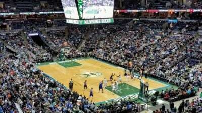 BMO Harris Bradley Center section 437