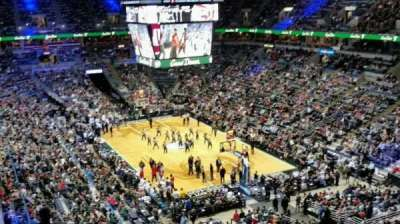 BMO Harris Bradley Center, section: 436, row: J, seat: 12