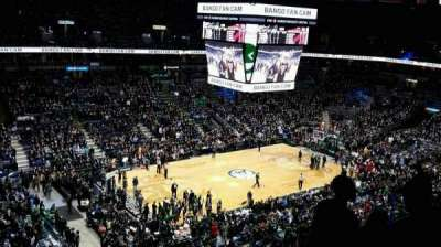 BMO Harris Bradley Center, section: 404, row: H, seat: 5