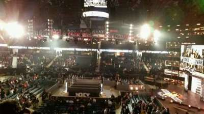 Allstate Arena, section: 210, row: C, seat: 30