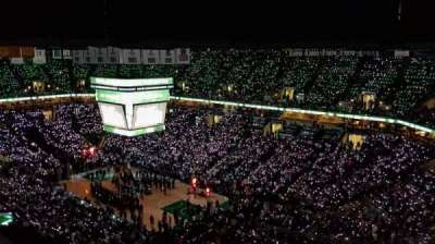 BMO Harris Bradley Center, section: 438, row: T, seat: 7