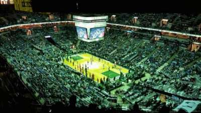 BMO Harris Bradley Center, section: 438, row: X, seat: 5