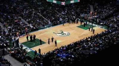 BMO Harris Bradley Center, section: 427, row: T, seat: 2