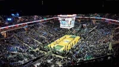 BMO Harris Bradley Center, section: 408, row: X, seat: 2