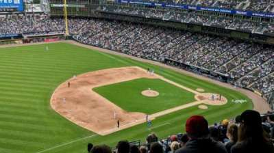 Guaranteed Rate Field, section: 546, row: 19, seat: 9