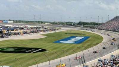 Chicagoland Speedway section 422