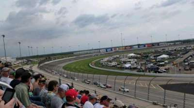 Chicagoland Speedway section 442