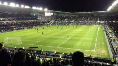 Pride Park, section: 54, row: P, seat: 618