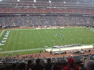 NRG Stadium, section: 536, row: M, seat: 25