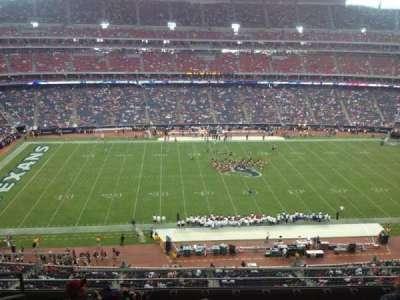 NRG Stadium, section: 535, row: M, seat: 19