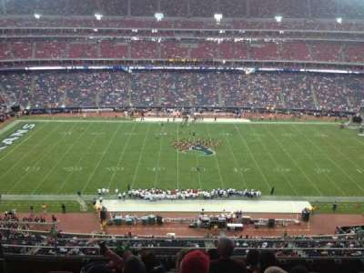 NRG Stadium, section: 534, row: M, seat: 23