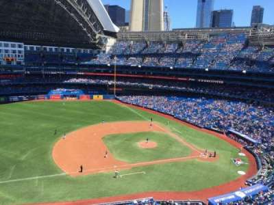 Rogers Centre section 531L