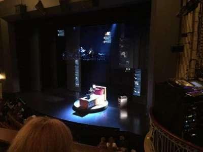Music Box Theatre, section: Mezz, row: B, seat: 20